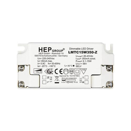 LED dimer napajalnik HEP Group 15 W