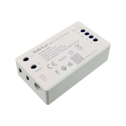 RGB regulator svetlobe D015