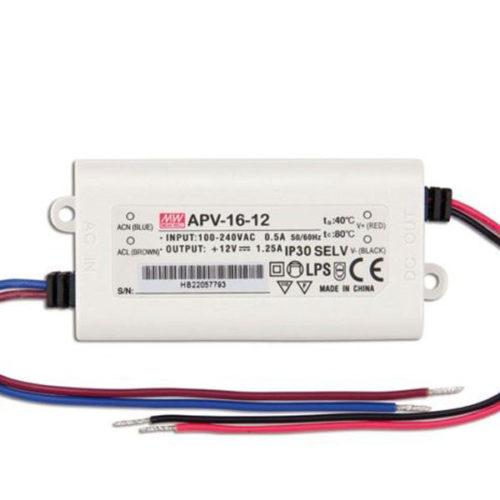 LED napajalnik Meanwell APV-16