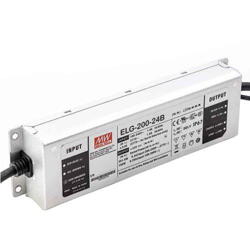LED napajalnik Meanwell ELG-200