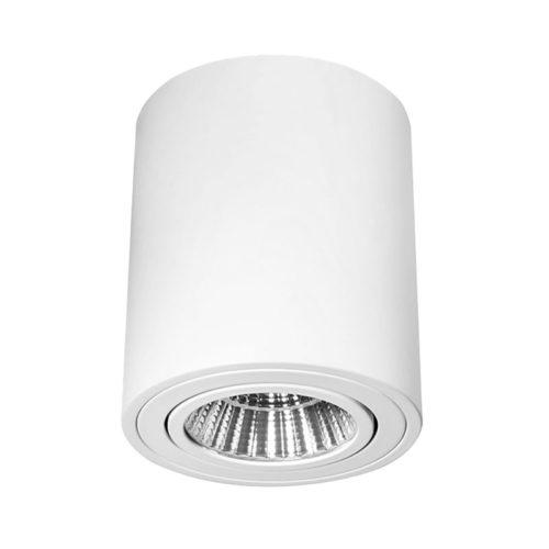 LED sijalka Trieste - okrogla nadgradna