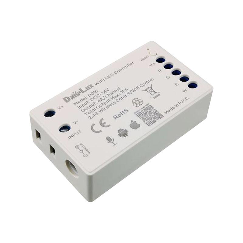 RGBW regulator svetlobe D016