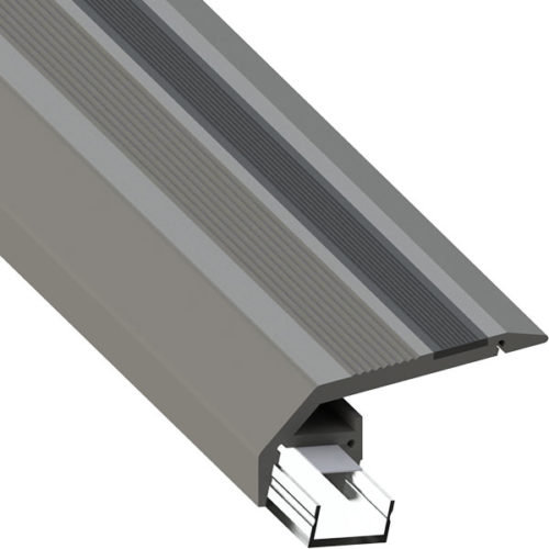 ALU profil DOWNLIGHT, 54 × 23 mm