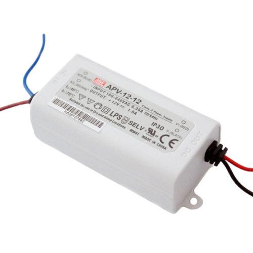 LED napajalnik Meanwell APV-12