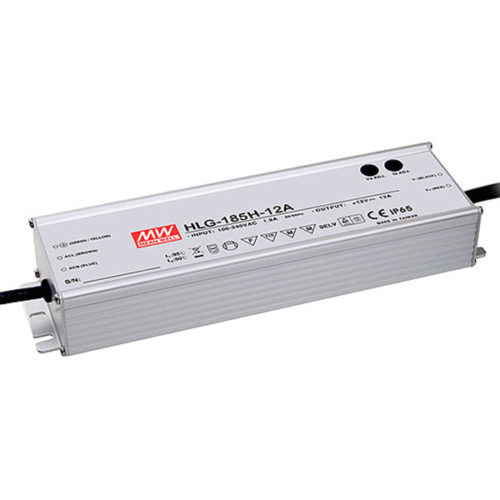 LED napajalnik Meanwell HLG-185