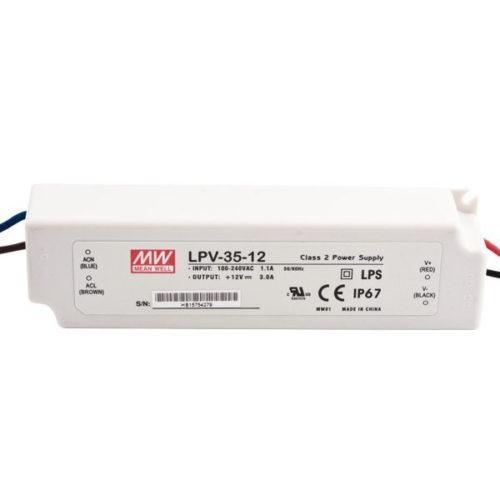 led napajalnik LPV-35-24