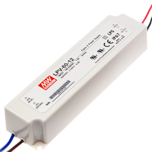 LED NAPAJALNIK LPV-60-24